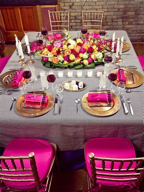 Pink and Gold Wedding Decor   Parties   Gold wedding