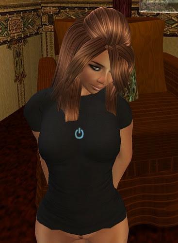Geekgasm 08 aRAWRa power shirt