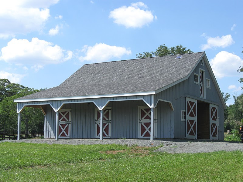 Instant get lean to on a pole barn free shed plan for Design your own pole barn online