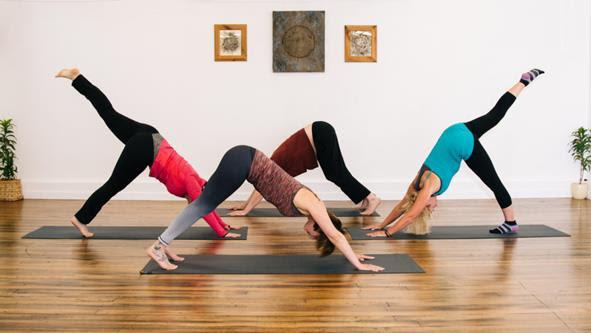 Yoga in Leeds