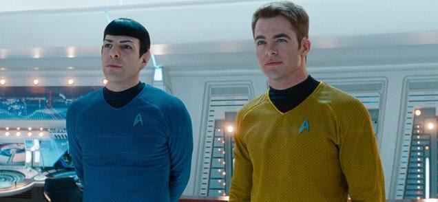 Star Trektendrá una cuarta película, y en ella regresan Kirk y Spock