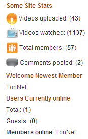 Edublogs.tv launched on  Wednesday and they have  1137  Videos Watched!