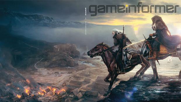 The Witcher 3: Wild Hunt foi revelado no início do mês na revista GameInformer (Foto: gameinformer.com)