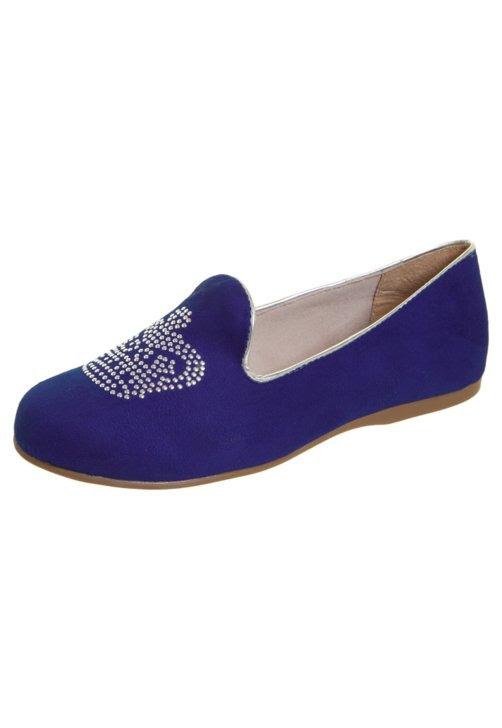 Slipper FiveBlu Coroa Azul