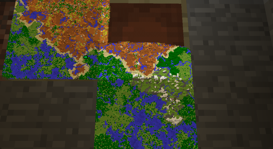 Minecraft Forest Exploration Map - Micro USB g