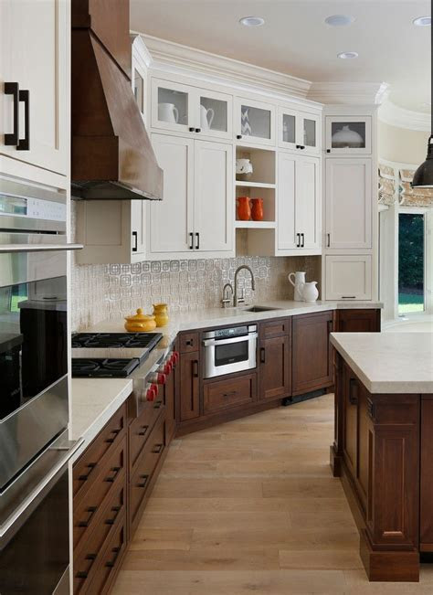 tone kitchen cabinets ideas concept