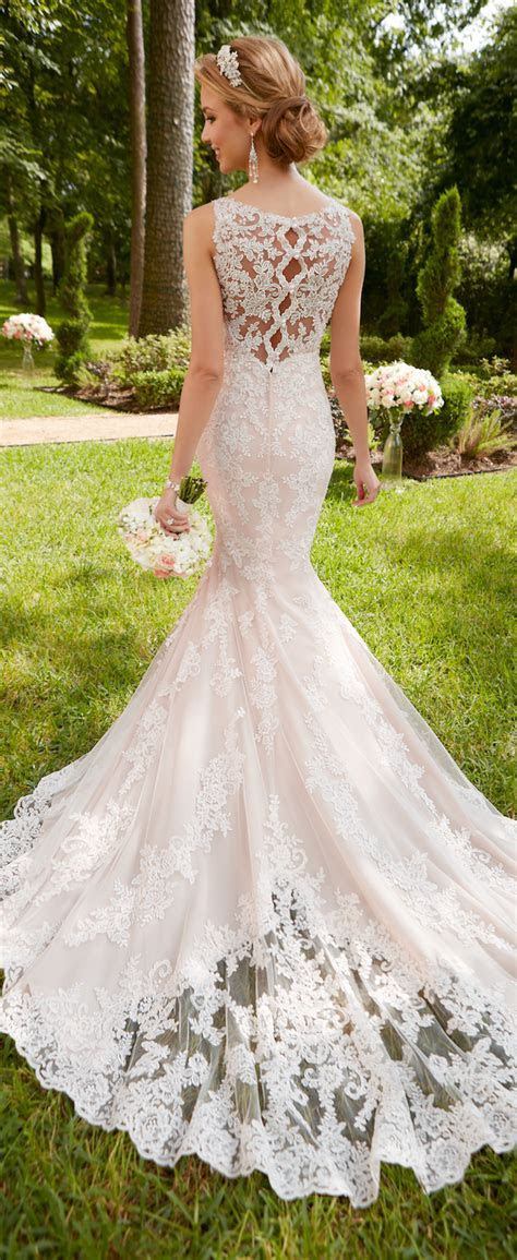 Wedding Dresses by Stella York Spring 2017 Bridal