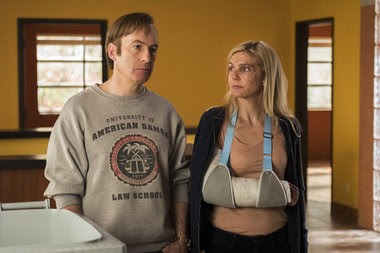 'Fargo,' 'Better Call Saul,' 'The Leftovers,' 'The Americans'