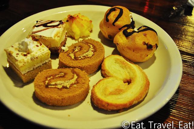 Zen Buffet- Monrovia, CA: Desserts