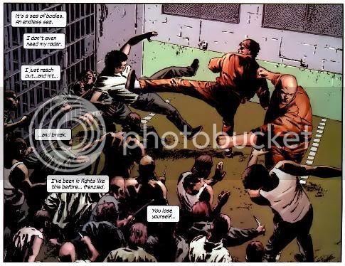 Murdock e Fisk vs Todos os outros