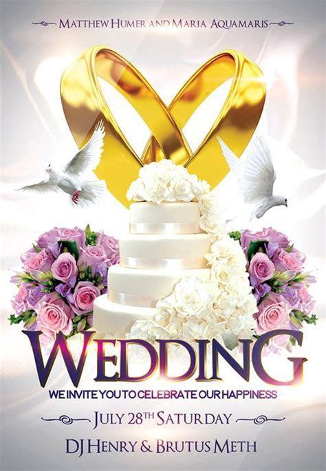 Flyer PSD Template   Wedding 2   Facebook Cover