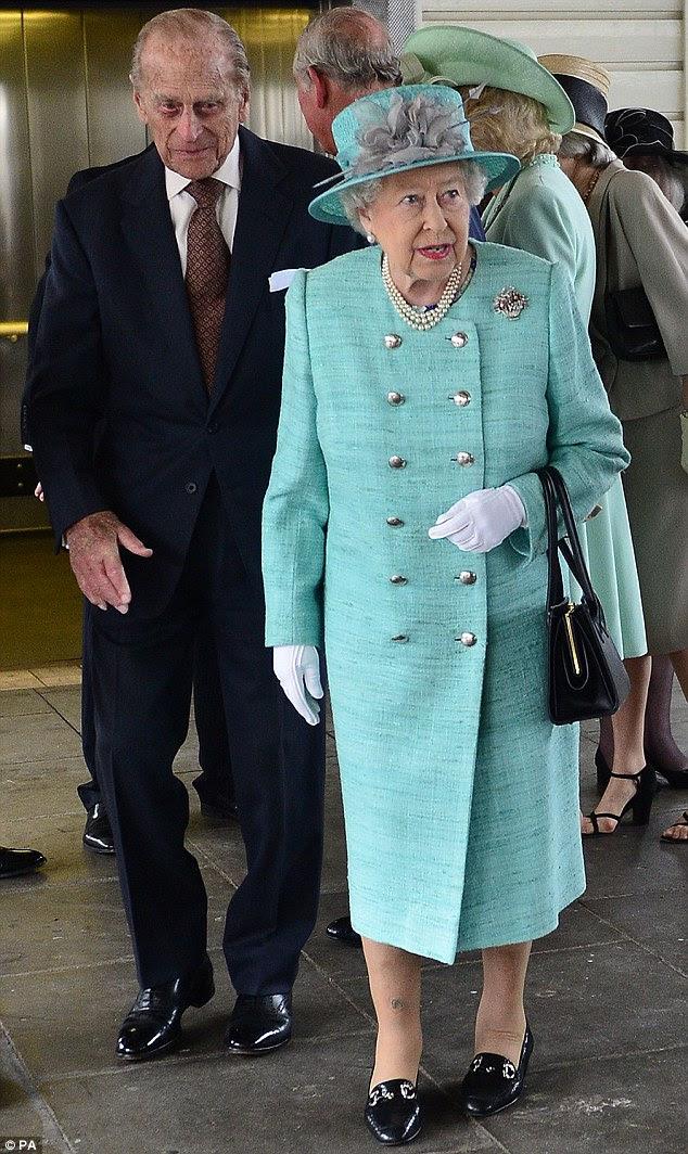 Para królewska i książęca w Walii + ostatnie wyjścia księżniczek z Yorku.