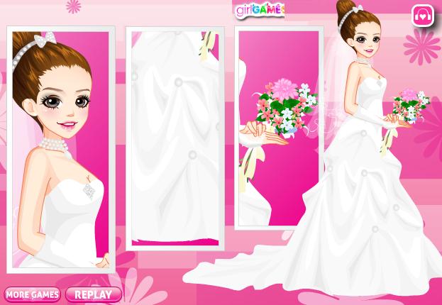 Marina Maitland - Wedding Dress: Wedding Dress Up