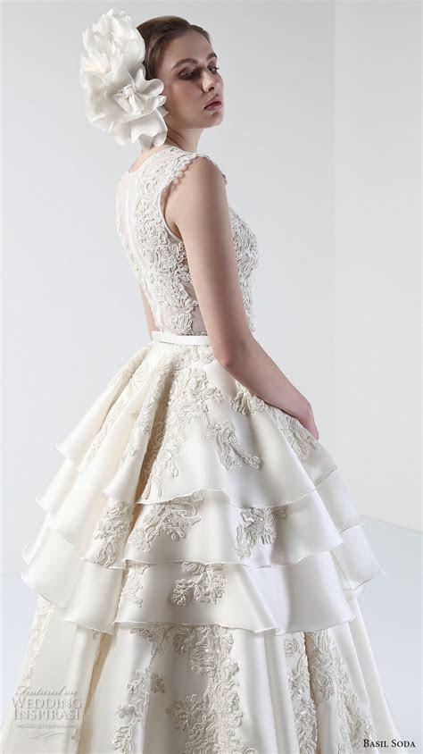 Basil Soda 2017 Wedding Dresses   Wedding Inspirasi