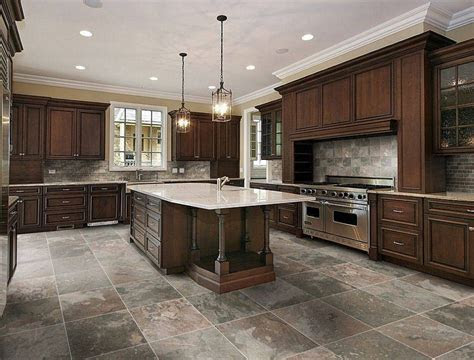 kitchen tile floor ideas   home