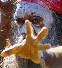 Aboriginal friend
