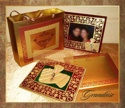 Designer Wedding Invitation Cards   Kankotri, Mumbai   ID