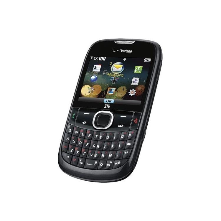 ZTE Adamant Basic Bluetooth Messaging Phone Verizon - Fair Condition : Used Cell Phones, Cheap ...