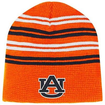 Auburn Tigers Freeze Thermal Beanie - Orange