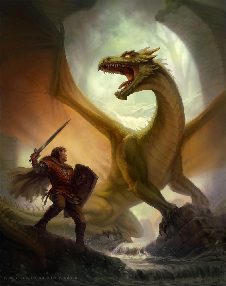Fafnir et Siegfried