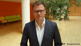 Carsten Schneider, stellvertretender Vorsitzender der SPD-Fraktion (DW/P. Kouparanis)