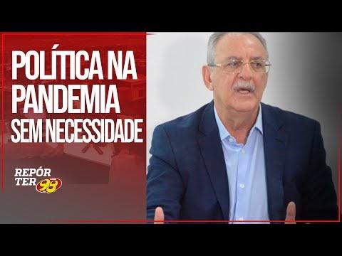 Fátima está incomodada achando que Álvaro será candidato em 2022