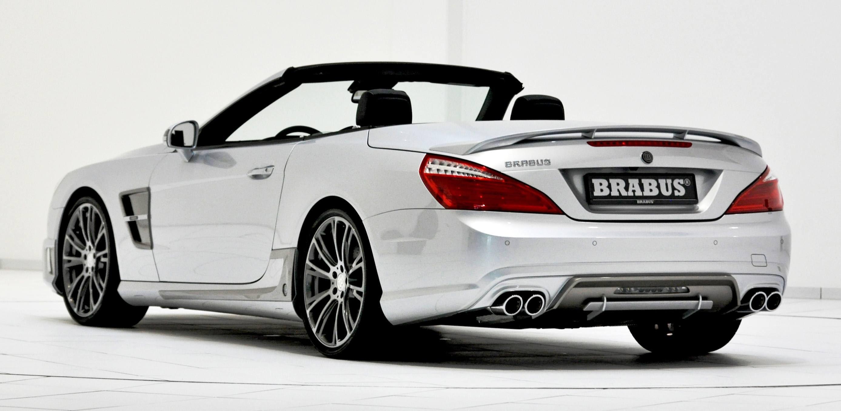 BRABUS MercedesBenz SL550