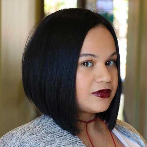Sehr Beliebte Kurze Frisuren Für Frauen Mit Rundem Gesicht