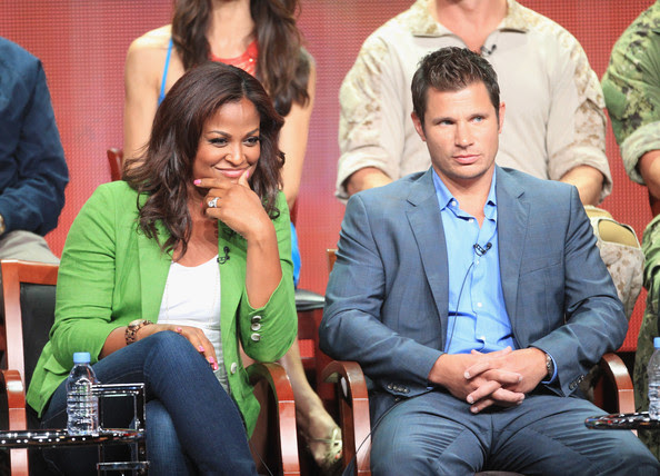 Nick Lachey - 2012 Summer TCA Tour - Day 4