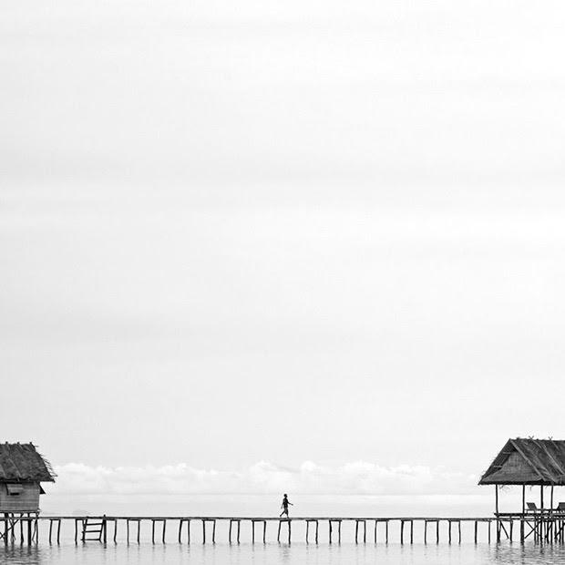 Hengki Koentjoro paisajes minimalistas