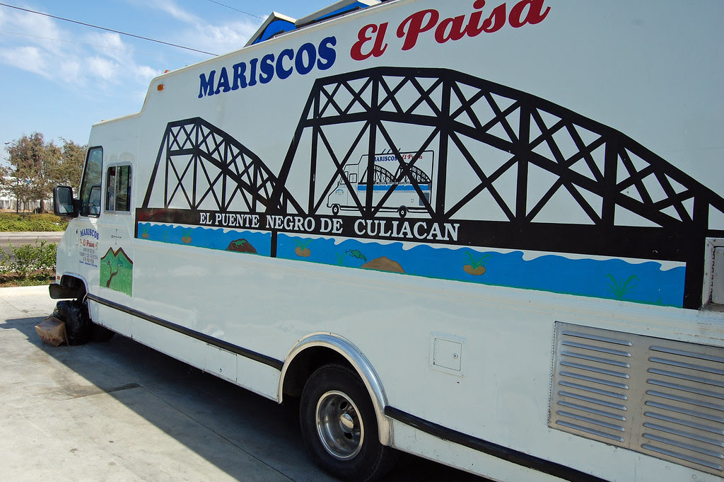 Mariscos Food Truck San Marcos