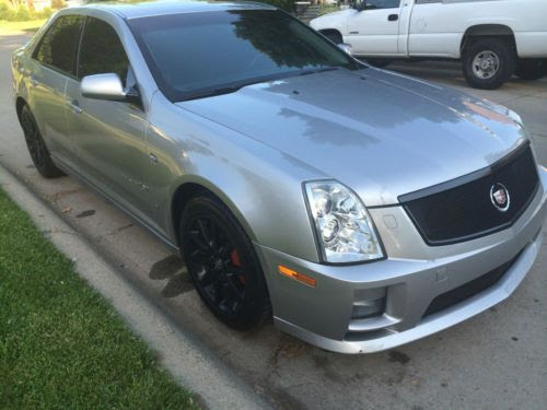 Find used 2006 Cadillac STS-V 469 HP Supercharged in ...
