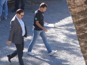 Ruy Muniz_Polícia Federal (Foto: Reprodução/Inter TV)
