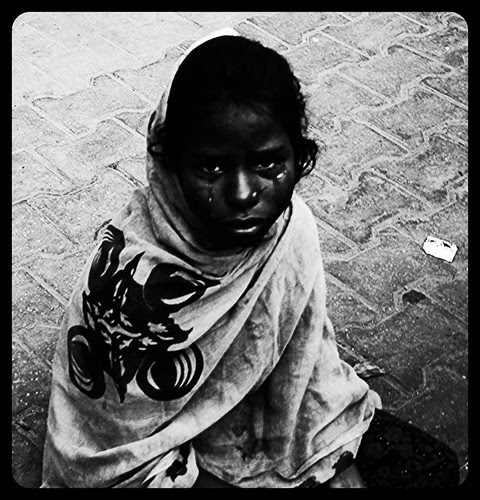The Crying Beggar of Dewa Sharif by firoze shakir photographerno1