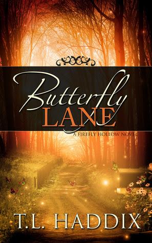 Butterfly Lane by T.L. Haddix