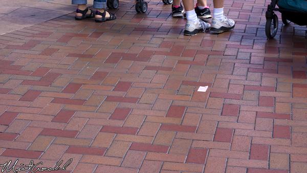 Disneyland Resort, Disneyland, Ticket