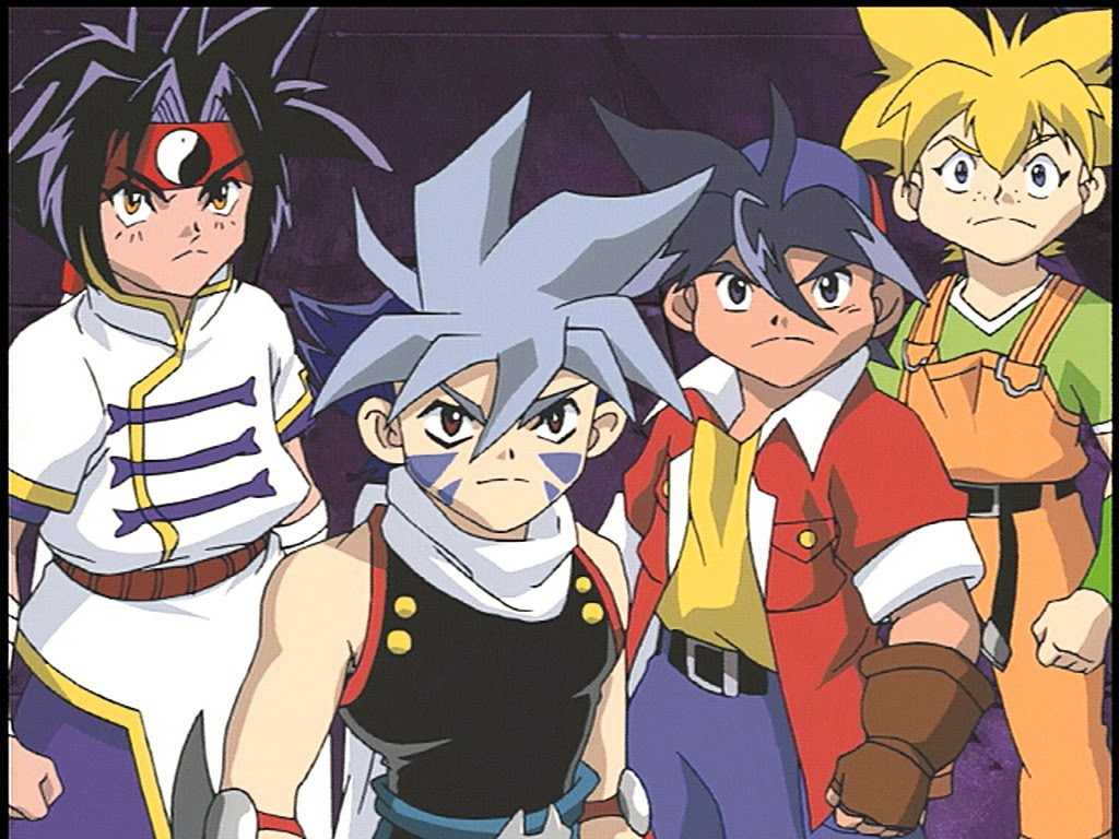 Beyblade Wallpaper Characters - WallpaperSafari