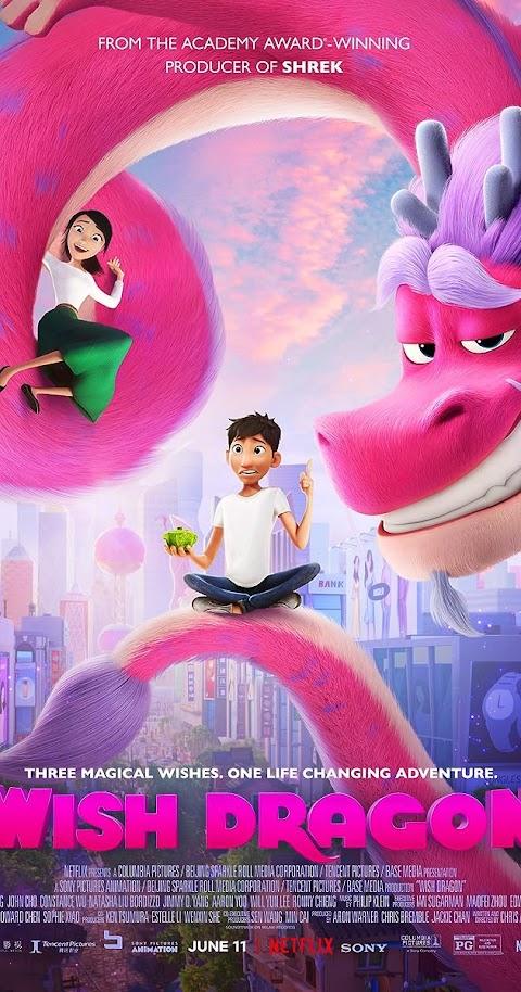 Wish Dragon (2021) 480p 720p 1080p WebRip Dual Audio (Hindi+English) | Netfix Film
