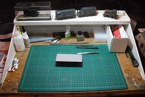 Modelling board
