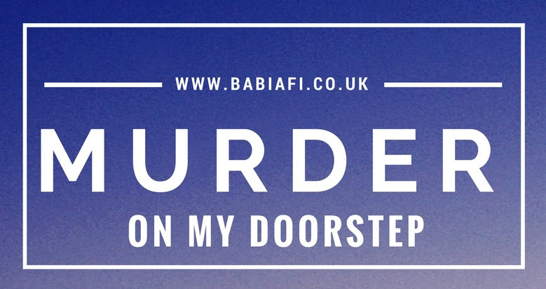 Murder on my Doorstep - Sylvina Jones and Clifford Godfrey Wills