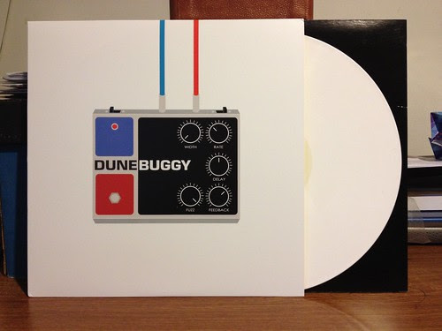 Dunebuggy - S/T LP - White Vinyl (/100) by Tim PopKid