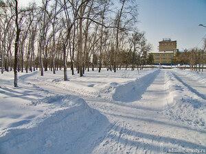 парк Восток, ДК Прогресс
