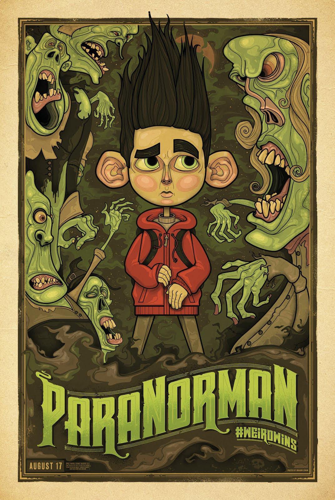 Risultati immagini per paranorman poster