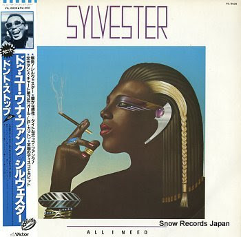 SYLVESTER all i need