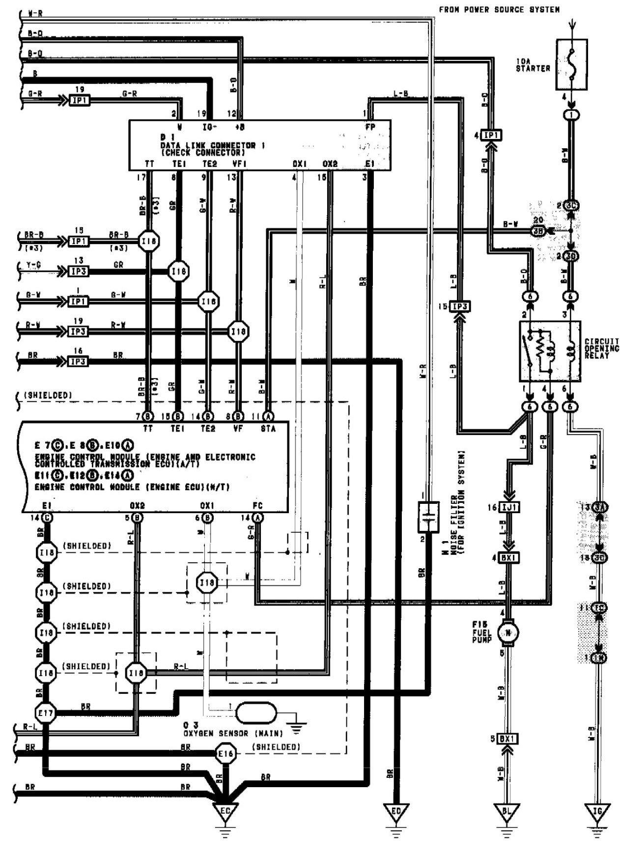 01 Camry Wiring Diagram Wiring Diagram Report1 Report1 Maceratadoc It
