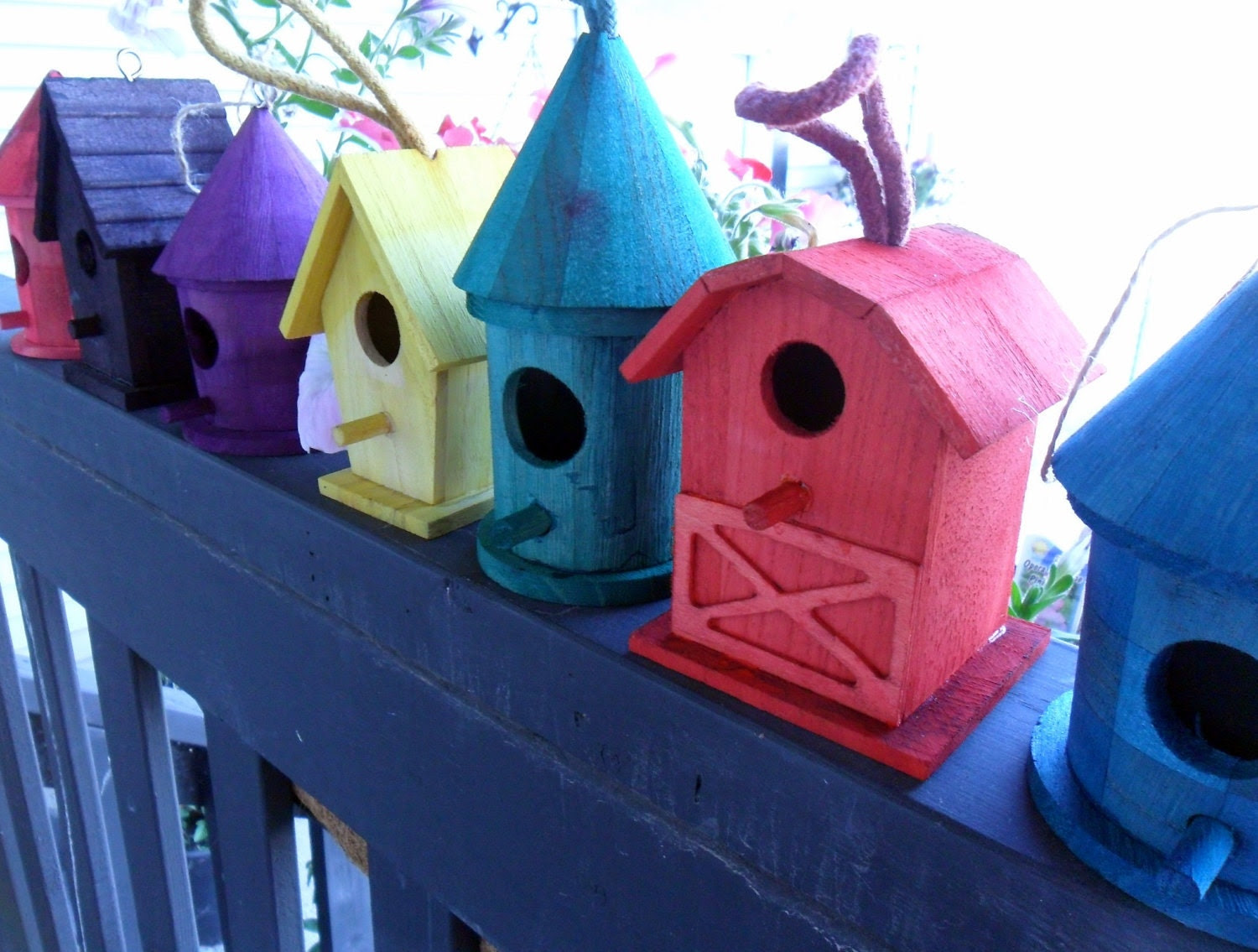 Large Bird House - Pick Your Color