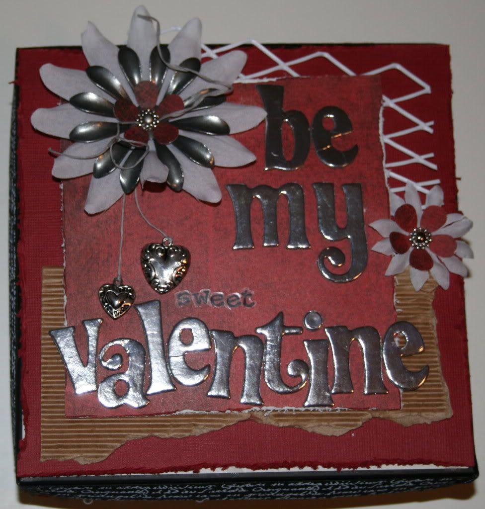 Valentine's boks til Henning