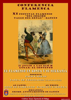 Conferencia Flamenca