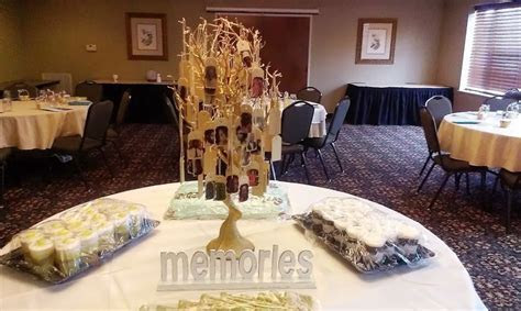 Family Tree & Dessert Table   Family Reunion Ideas