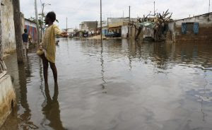 Image result for NEMA issues flood alert on Anambra  – Identifies Zik, Ekwueme, Obiano's LGs as high risk areas